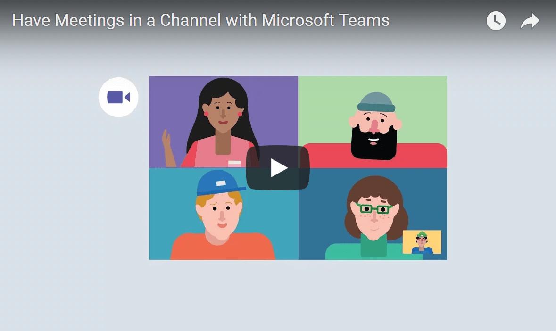 "Using ""Meet Now"" In Microsoft Teams – SamuelMcNeill com"