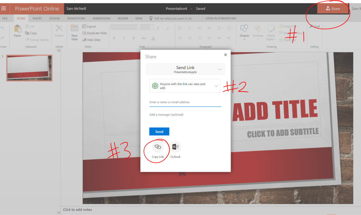 How To: Publicly Embed OneDrive For Business Documents