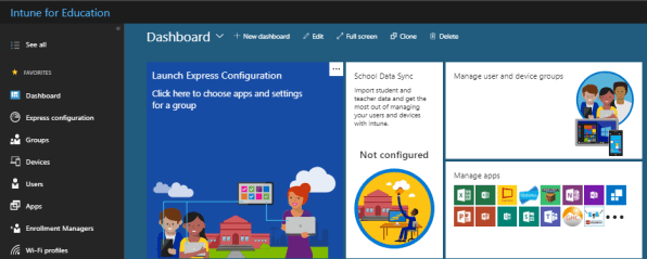 iOS Support Lands In Intune For Education – SamuelMcNeill com