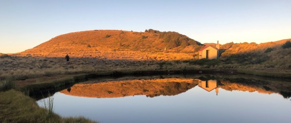 Tarn Hut Morning