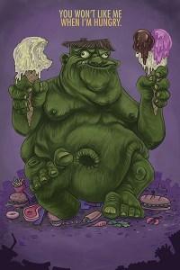 obese hulk