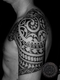 Freehand mixed Polynesian in Holland pt.2