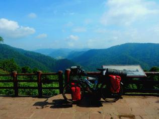 Aussicht im Nationalpark