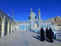 Moschee im Iran