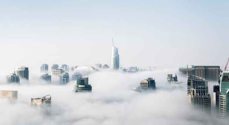 City in the clouds- B2B and ecommerce post Samuel Pavin