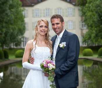 Hochzeit von Sylvie & José