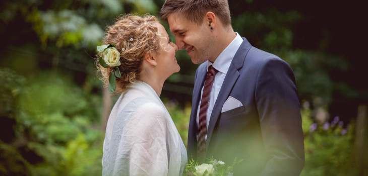 Standesamtliche Hochzeit von Eveline & Tobi