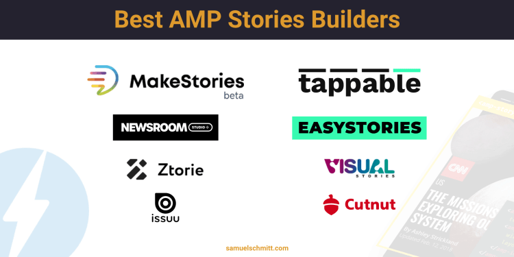Best AMP Stories Builders