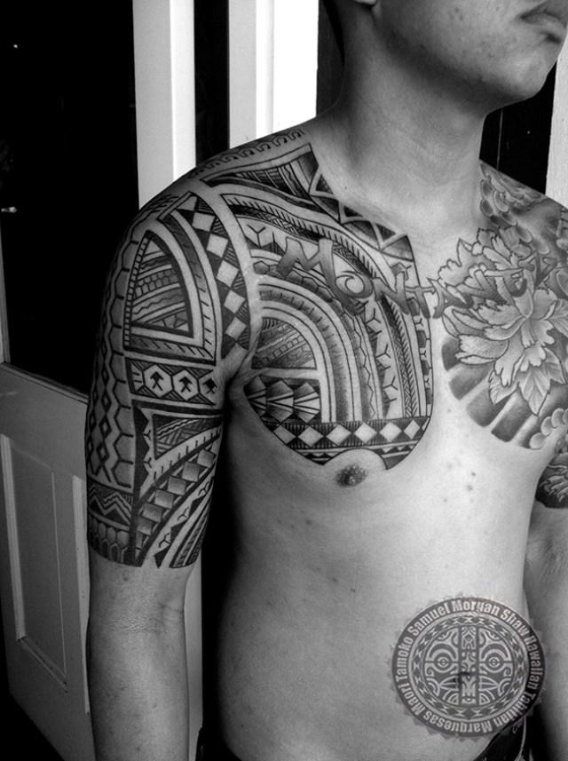 filipino tattoos