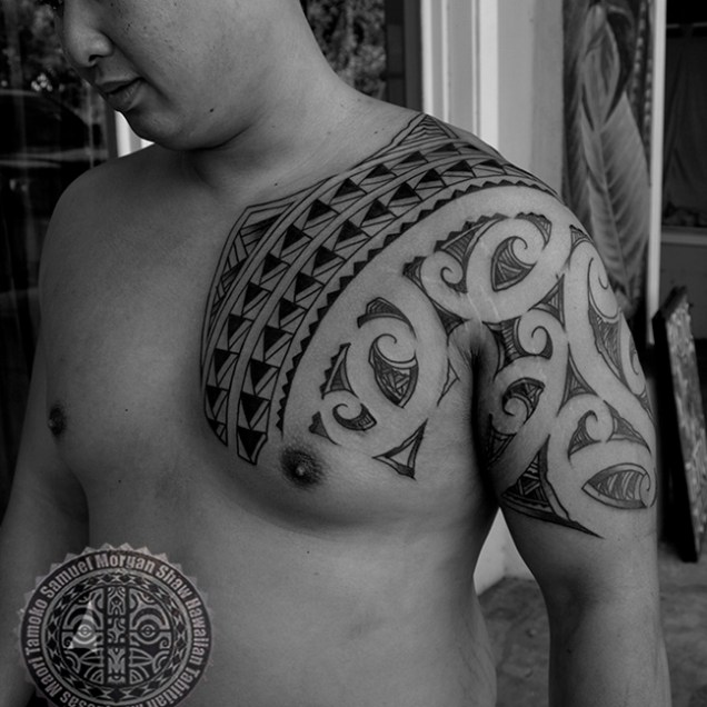 Hawaiian and Maori Tamoko
