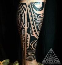 Marquesas Polynesian Tattoo Kauai