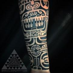 Polynesian Tattoo Kauai