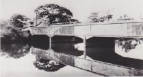 Hanapepe Bridge 1940s