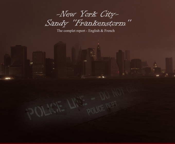 New York City - Sandy Frankenstorm