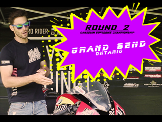 National Superbike Championship – Rd 2 Grand Bend