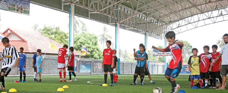 Samui football arena