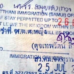 Thai ED Visa extension | Important notice
