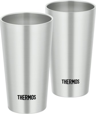 【THERMOS】初めて真空断熱タンブラー買った