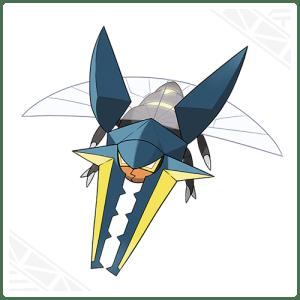 Totem Pokémon Vikavolt