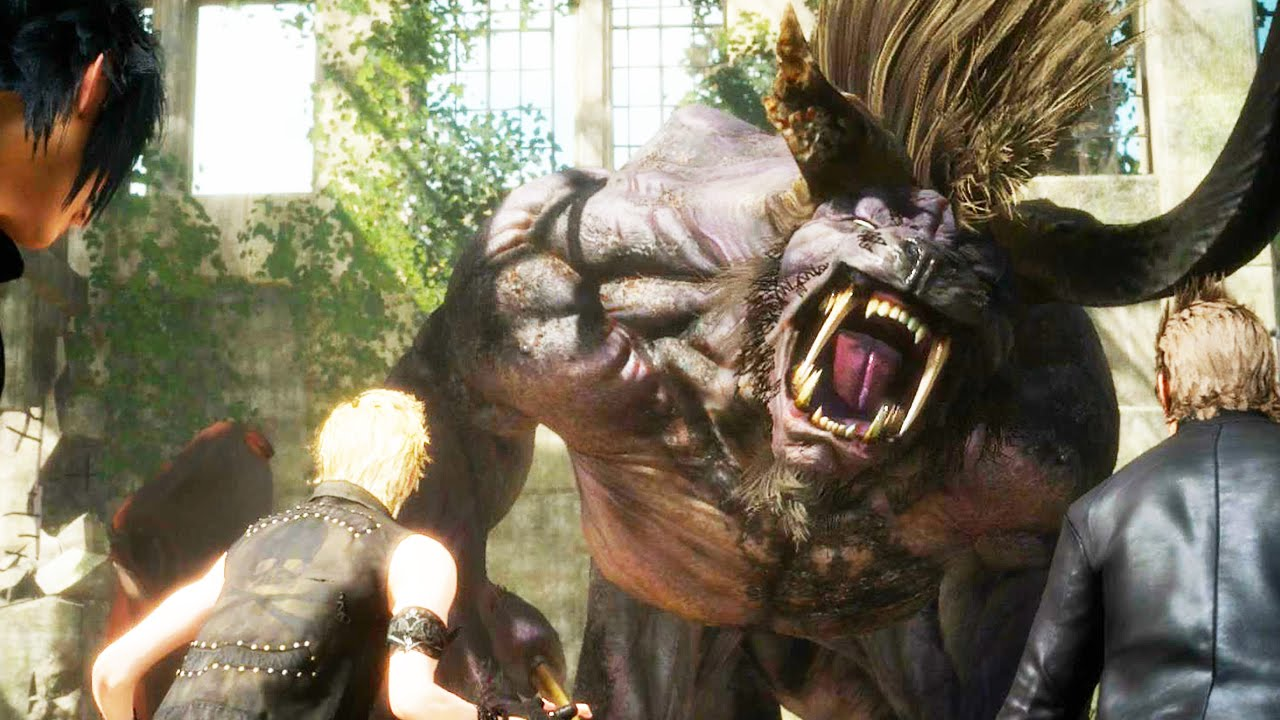 Enemies Compendium Creatures Of Eos Final Fantasy 15 FFXV