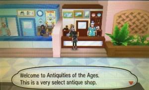 The Antique Shop in the Hau'oli Mall