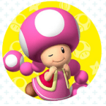 Super Mario Run - Toadette