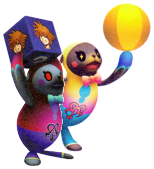 juggle pup
