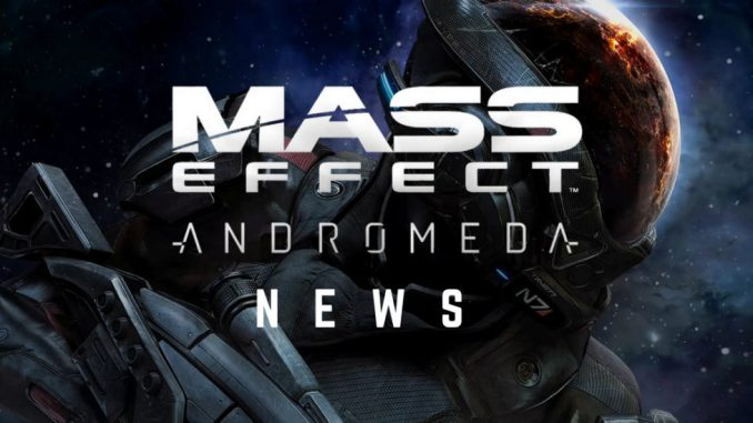 bioware mass effect andromeda news