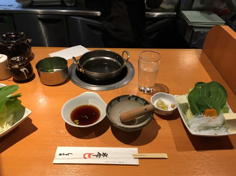 SHABU SHABU JAPANESE HOT POT