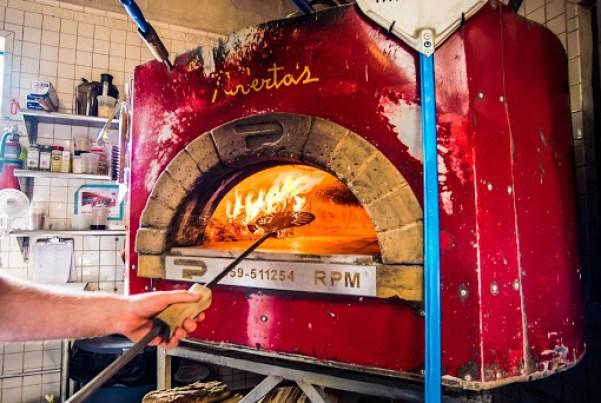 ROBERTA'S PIZZA IN BROOKLYN NEW YORK