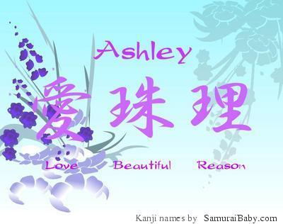 Ashley Name Wallpaper Hd