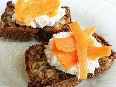 Pan de quinoa y chía sin harina