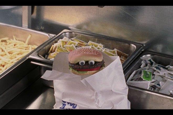 Watching Good Burger Samurai Josh