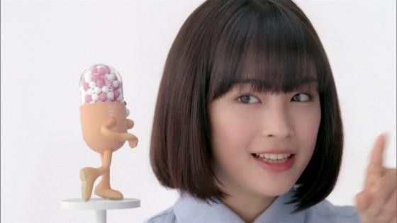 Suzu Hirose, Do's angel even Contac new CM wwwwwwwwwwww