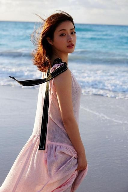 Satomi Ishihara, for the first time in six years Photos released
