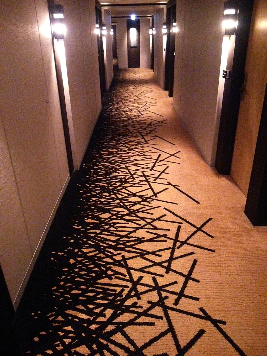 [Sick] wwwwww the pattern of the hotels of the floor is not visible only to array