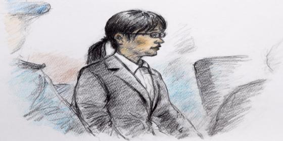 Kikuchi defendant, innocence established.