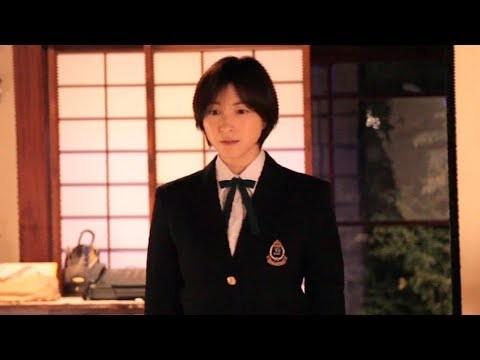 [Angel] Ryoko Hirosue, it is cute uniforms first time in 20 years