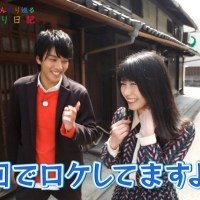 Yu Yokoyama Yui Yokoyama got to be a girl in front of a handsome actor wwww