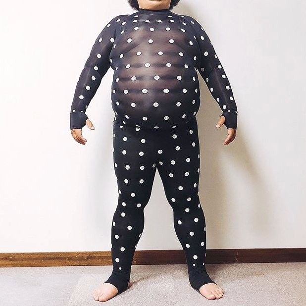 ZOZO suit finally arrived, the result that my father wore www