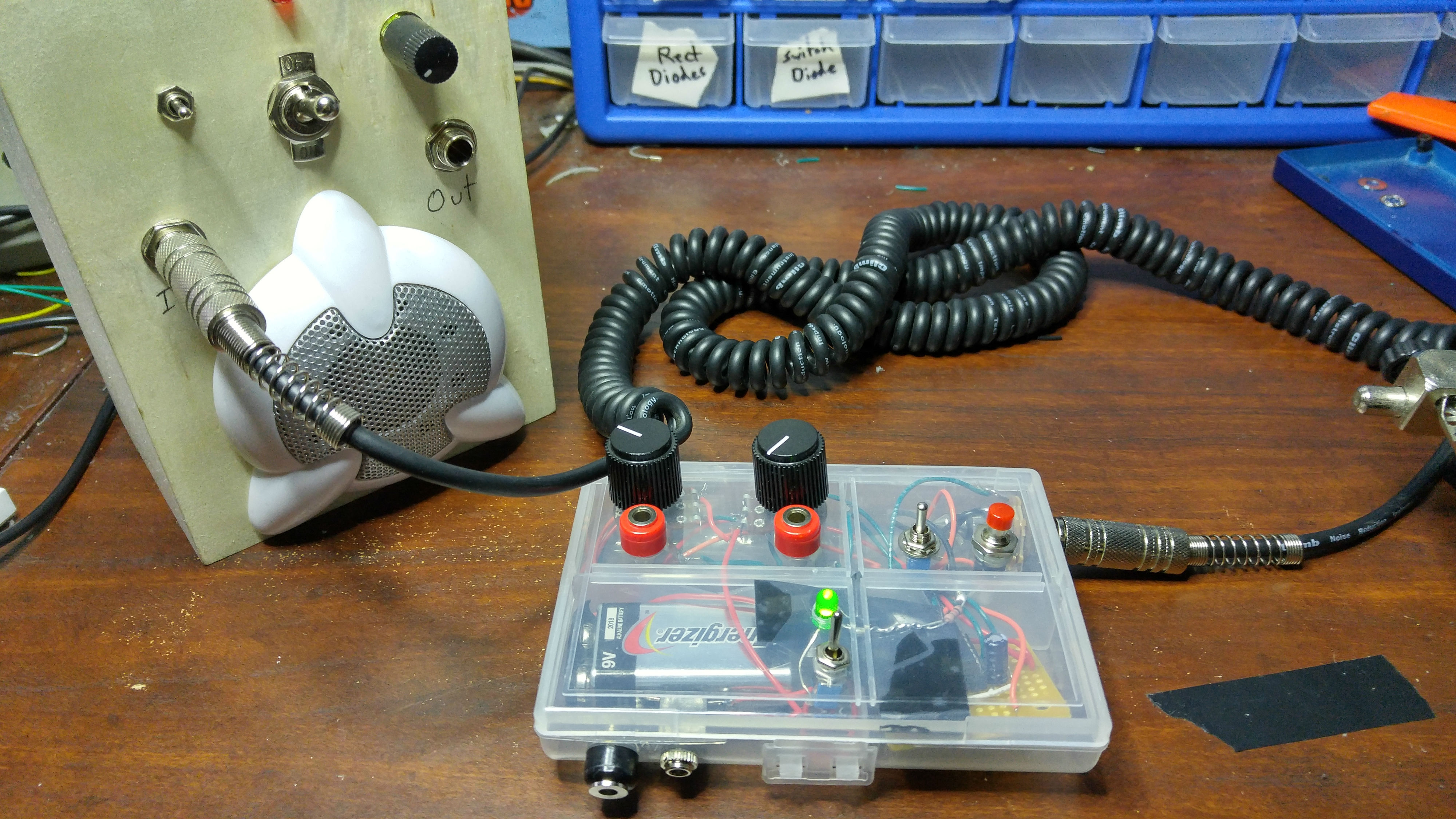 Atari Punk Console DIY Synth