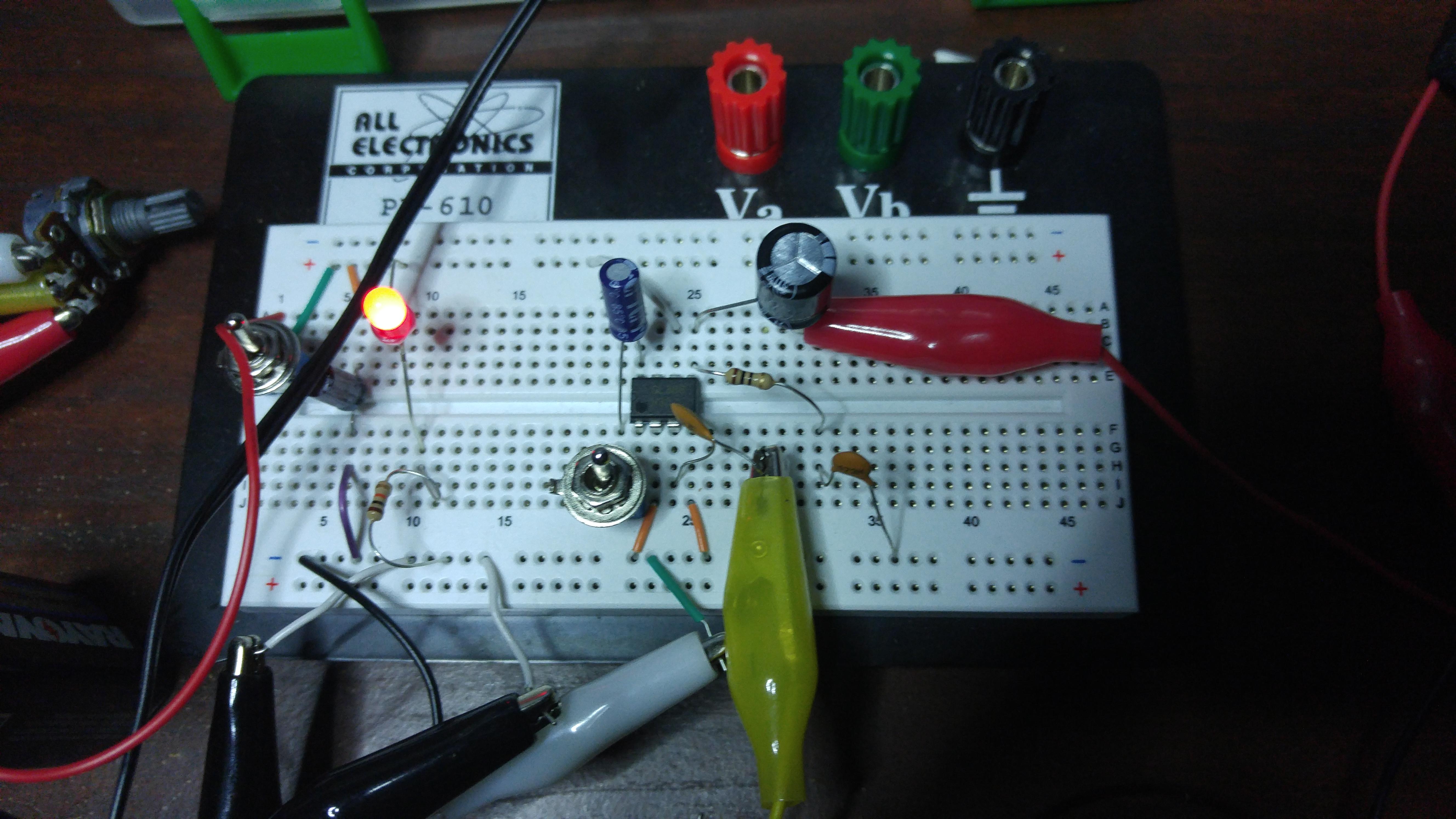 LM386 Power Amplifier - Sam Vs. Sound
