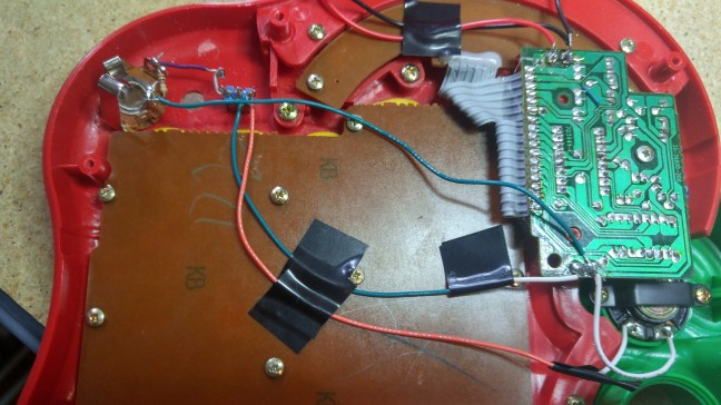 Output wiring