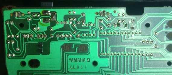 PSS-30 circuit board