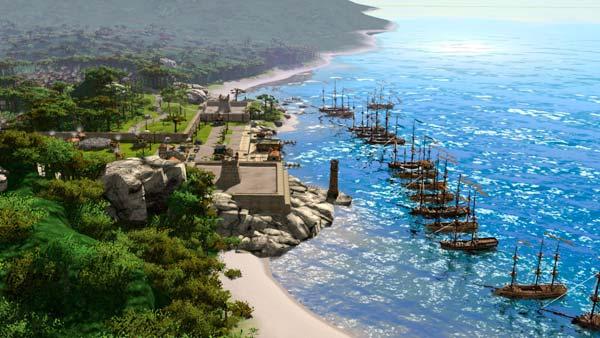 Игры про пиратов на ПК