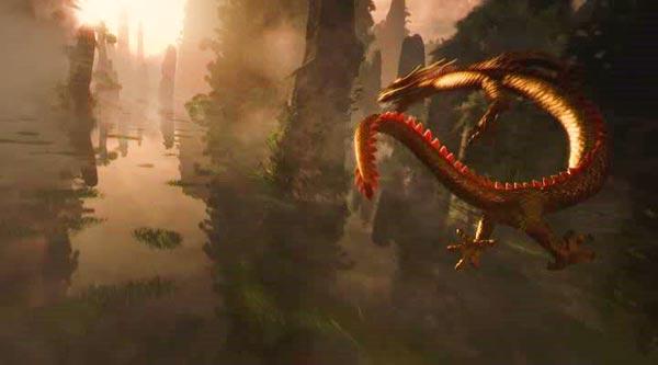 Самые лучшие фильмы про драконов