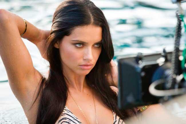ТОП красивых моделей Адриана Лима
