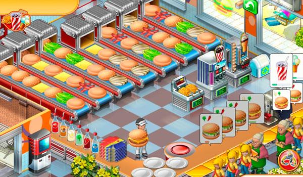 игры про кухню готовка