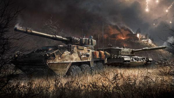 игры про танки бесплатно