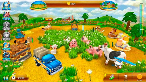 скачать игры про ферму на компьютер бесплатно